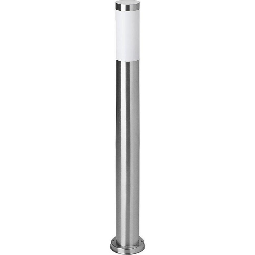 Zewnętrzna lampa stojąca Chorus stalowa