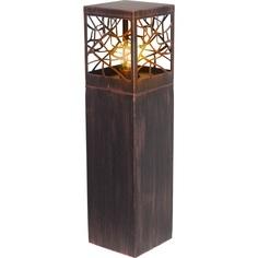 Zewnętrzna lampa stojąca Whitney rdzawa Brilliant