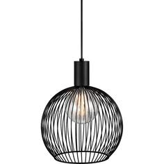 Lampa wisząca Aver 30 czarna