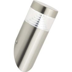 Zewnętrzny kinkiet ścienny Avon LED stal