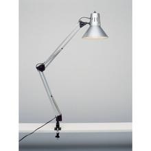 Lampa biurkowa z uchwytem Hobby Tytanowa Brilliant do czytania i na biurko.