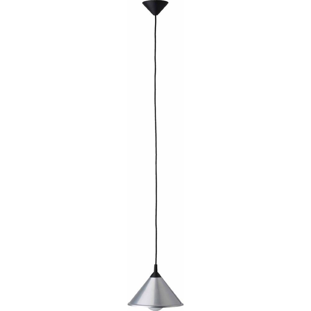 Lampa wisząca klasyczna Bistro 25 Tytanowa Brilliant do jadalni, kuchni i sypialni.