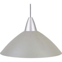 Lampa wisząca klasyczna Logo 35 Tytanowa Brilliant do jadalni, kuchni i sypialni.