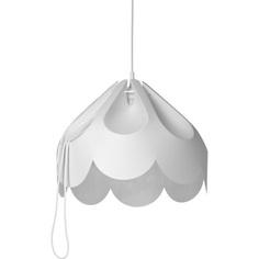 Lampa wisząca  Beza 2 LoftLight Ecru