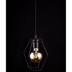 Lampa wisząca FIORD 9670 czarna