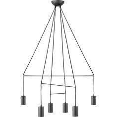Lampa wisząca IMBRIA VI czarna