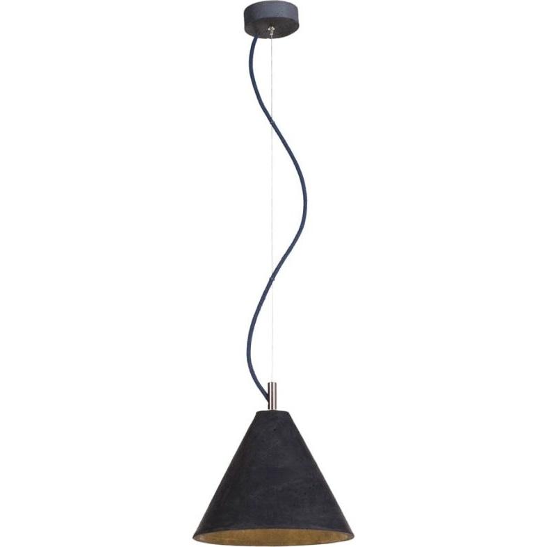 Lampa wisząca  KOBE 3 LoftLight czarna