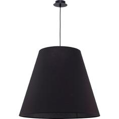 Lampa wisząca MOSS czarna