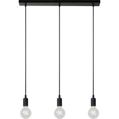 Lampa wisząca FIX MULTIPLE    czarna