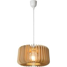 Lampa wisząca ETTA  jasne drewno