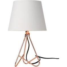 Lampa stołowa GITTA   rdzawa