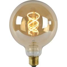 Żarówka  LED Globe  bursztynowa