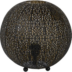 Lampa stołowa TAHAR   czarna