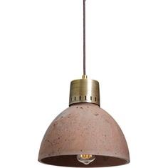 Lampa wisząca  Korta 1 LOFTLIGHT brązowa