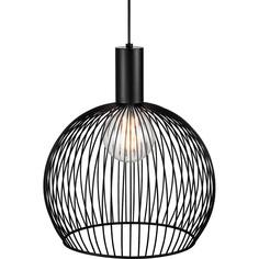 Lampa wisząca Aver 40 czarna