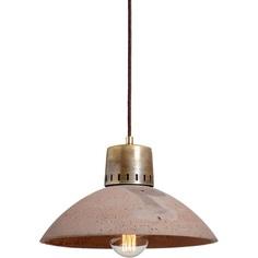 Lampa wisząca  Korta 3 LOFTLIGHT brązowa