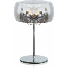 Lampa stołowa CRYSTAL chrom