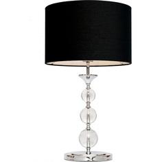 Lampa stołowa REA czarna