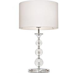 Lampa stołowa REA biała