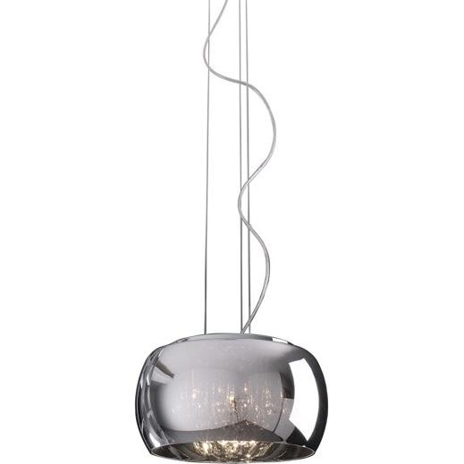 Lampa wisząca CRYSTAL 6xG9 chrom
