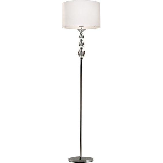 Lampa podłogowa REA biała