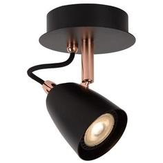 Lampa spot RIDE LED czerwony
