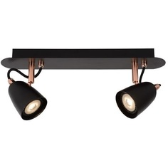Lampa spot RIDE LED czarowny