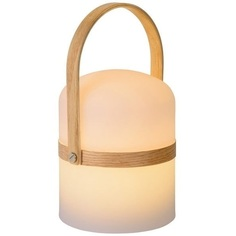 Lampa stołowa JOE LED biała