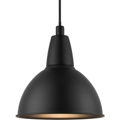 Lampa wisząca Trude czarna
