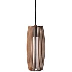 Lampa wisząca Scone 10 ze sklejki