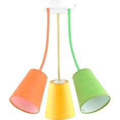 LAMPA SUFITOWA WIRE COLOUR   KOLOROWA