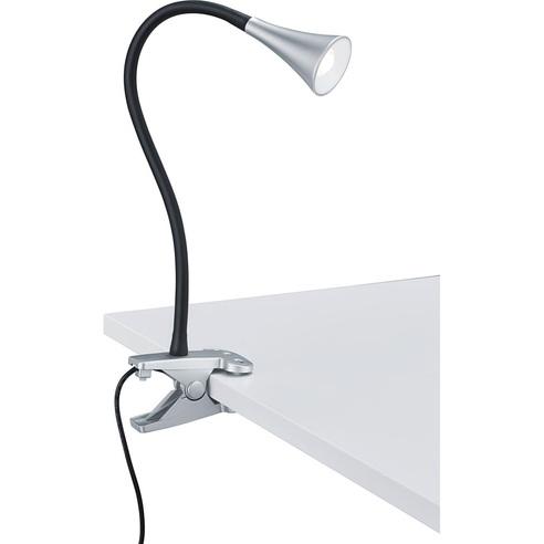 Lampa Klips Viper Tytanowa