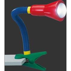 Lampa Klips Flexo multi-kolor