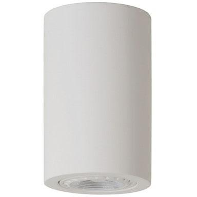 Plafon sufitowy GIPSY okrągły biały