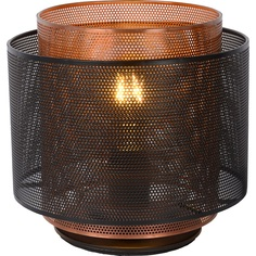 Lampa stołowa ORRIN czarna