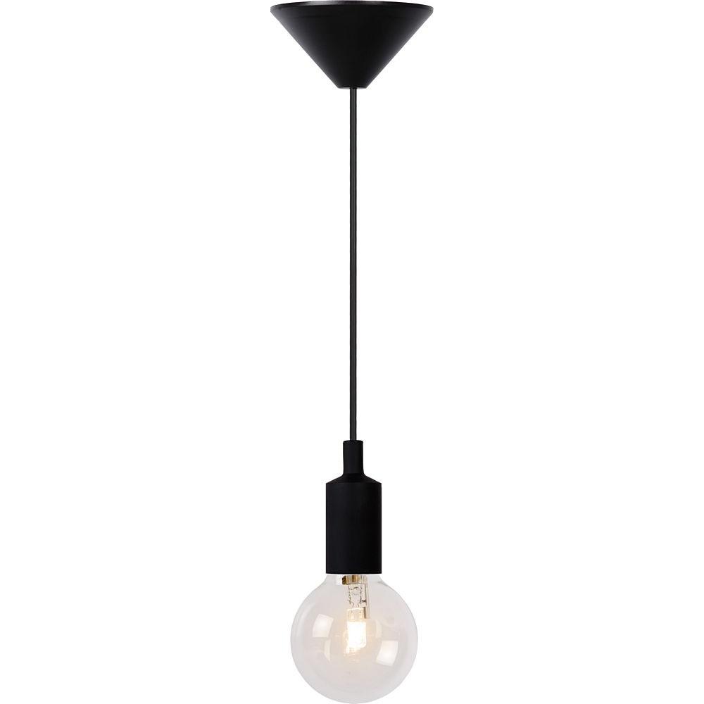 Lampa wisząca FIX Czarna BRAK ZDJ