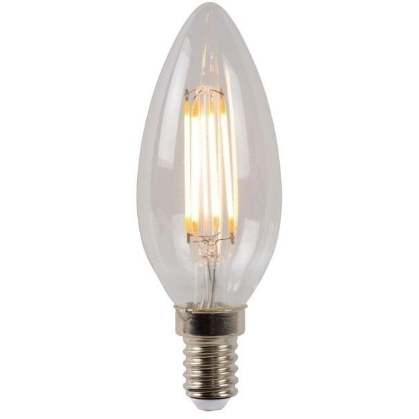 Żarówka C37 Filament ściemniana E14 4W 320LM