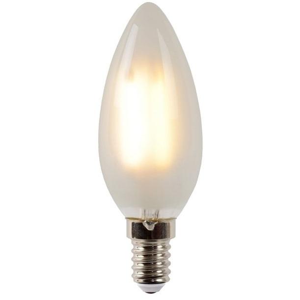 Żarówka C37 Filament ściemniana E14 4W 280LM