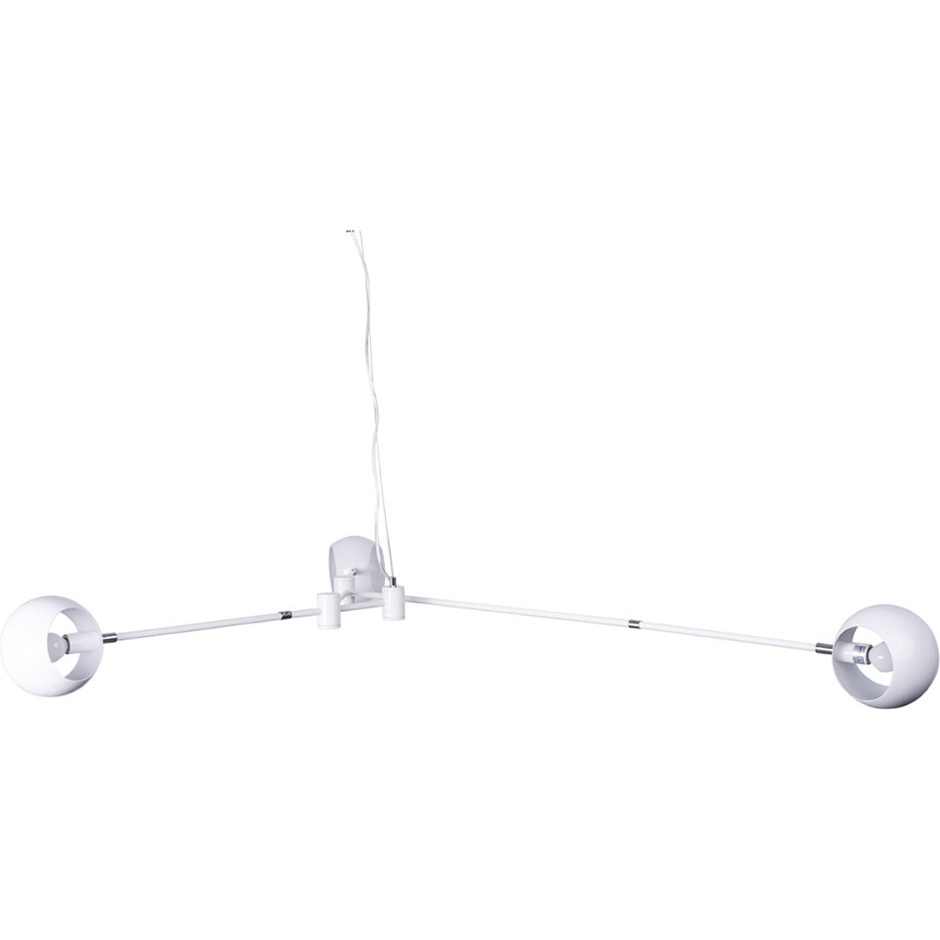Lampa wisząca ASTRONOMY 3 biała Step Into Design