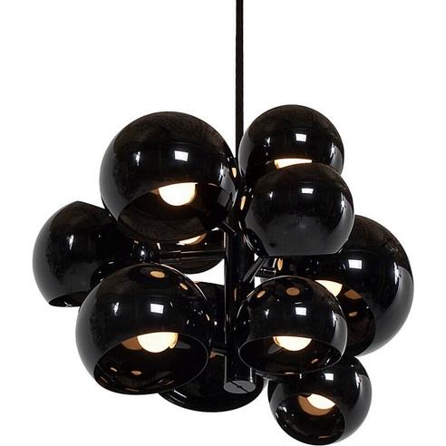 Lampa wisząca ASTRONOMY 11 czarna Step Into Design