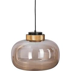 Lampa wisząca BOOM bursztynowa Step Into Design