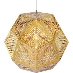 Lampa wisząca FUTURI STAR złota Step Into Design