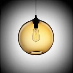 Lampa wisząca LOVE BOMB bursztynowa Step Into Design