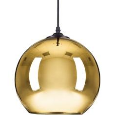 Lampa wisząca MIRROW GLOW złota lustro Step Into Design
