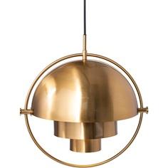 Lampa wisząca MOBILE mosiądz Step Into Design