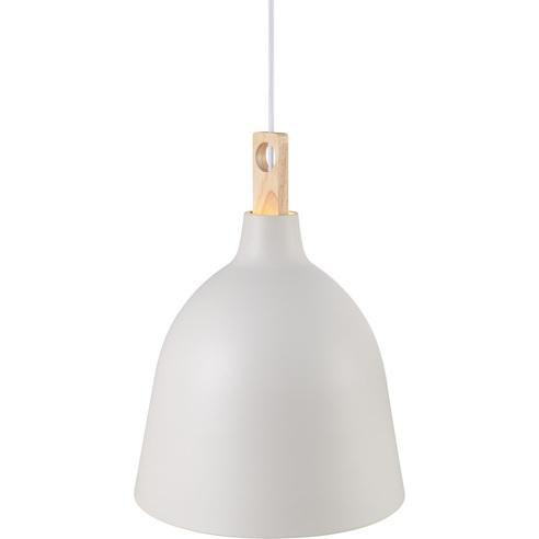 Lampa wisząca  Moku 29 szara DFTP