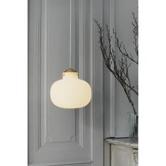 Lampa wisząca  Raito 30 oval biała DFTP