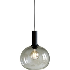 Lampa wisząca Alton 25 czarna Nordlux