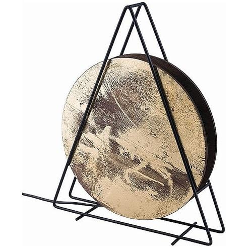 Lampa stołowa Wheel mosiądz Nowodvorski