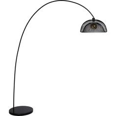 MESH lampa podłogowa czarny Lucide